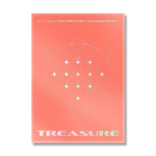 TREASURE - 1st ALBUM [THE FIRST STEP : TREASURE EFFECT] (커버 3종)