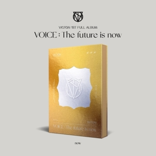 빅톤 (VICTON) - 1집 [VOICE : The future is now] [커버 3종]