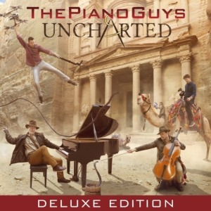 THE PIANO GUYS - UNCHARTED (KOREA DELUXE EDITION) [CD+DVD]