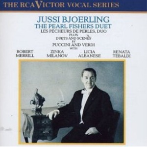 JUSSI BJORLING - THE PEARL FISHERS DUET
