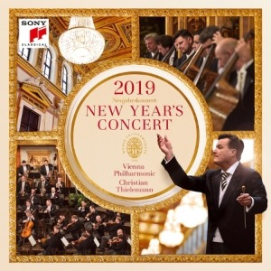NEW YEAR'S CONCERT 2019 [2CD]