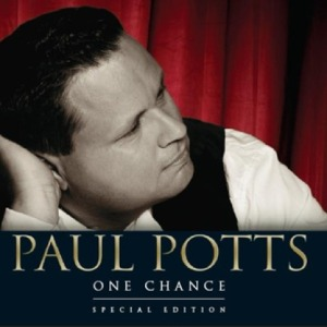 PAUL POTTS - ONE CHANCE (SPECIAL EDITION) (CD+DVD)