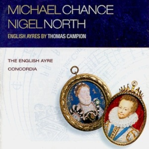CHANE & NORTH - ENGLISH AYRES BY THOMAS CHMPION