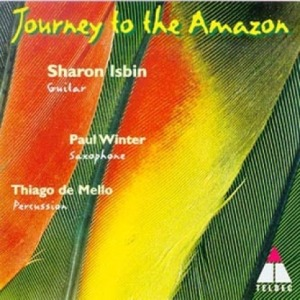 JOURNEY TO THE AMAZON - INCLUDES MUSIC BY ALMEIDA