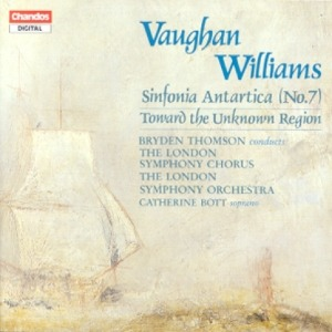 VAUGHAN WILLIAMS - 'SINFONIA ANTARTICA' (SYMPHONY NO. 7)