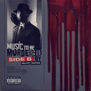 EMINEM - MUSIC TO BE MURDERED BY : SIDE B (DELUXE EDITION) [2CD]