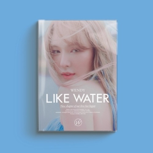 웬디 - Like Water (1ST 미니앨범) (Photo Book Ver.)