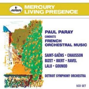 FRENCH ORCHESTRAL MUSIC - VARIOUS